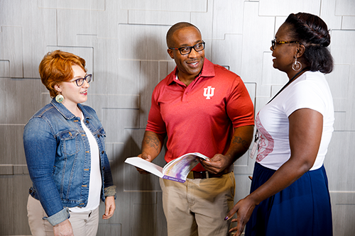IU employees from Fort Wayne campus